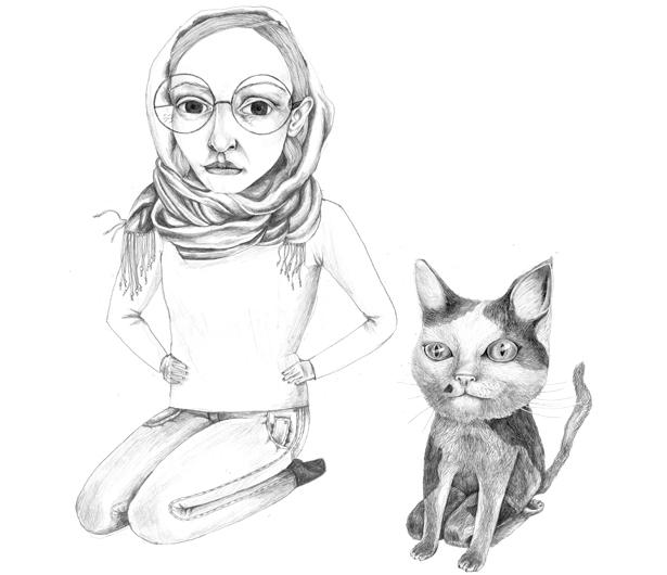 Girlandcat2